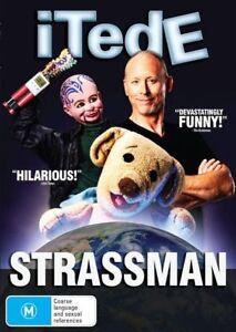 Strassman-iTedE-DVD-NEW-Region-4-Australia