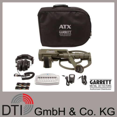 Garrett ATX Pulsdetektor