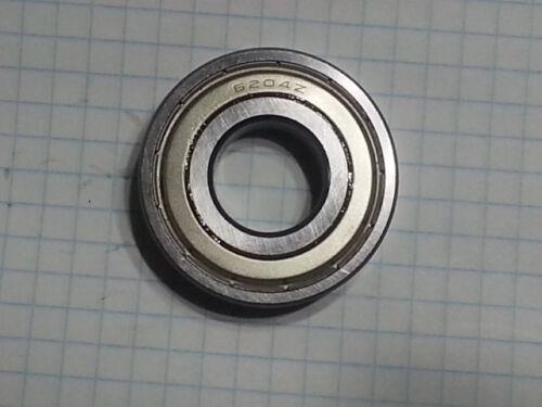 6204Z Ball bearing 20 x 47 x 14 mm MTD 741-0919