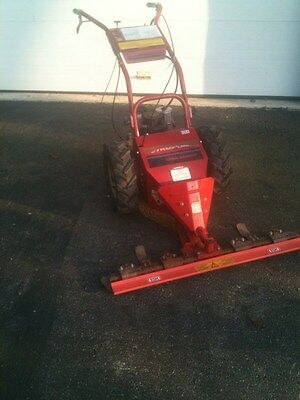 TROY BILT SICKLE BAR WALK BEHIND MOWER | eBay