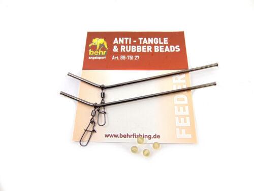 Anti Tangle,Abstandhalter,Behr Anti tangle boom chrome,Futterkorb,Feedern,Feeder