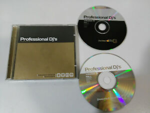 PROFESSIONAL-DJ-S-IN-SESSION-MAQUINA-amp-HARDCORE-TECHNO-DANCE-2-X-CD-2000