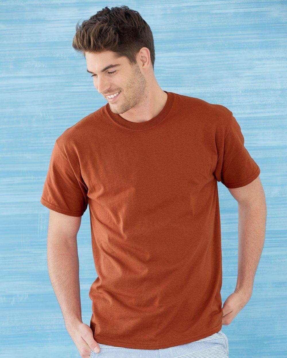 35 Gildan Heavy Cotton T-Shirt Lot Wholesale Bulk Lot T-Shirt ok to mix S-XL & Colors tees 25b0e5