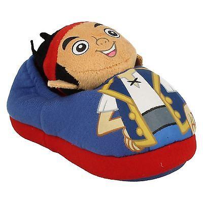 Disney Jungen Jake die Nimmerland Piraten Pantoffeln