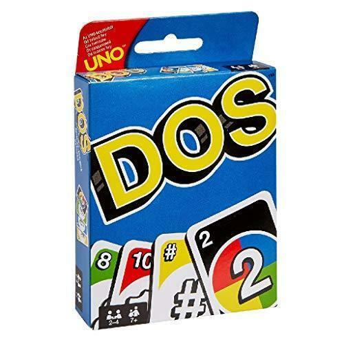 UNO DOS Mattel Card Game
