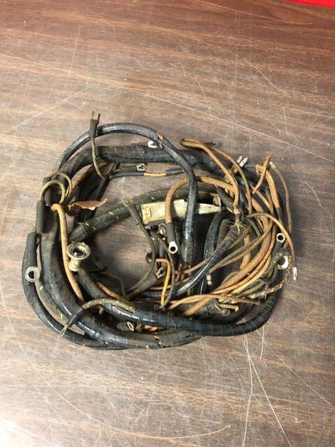 NOS 1949 Ford Car Wiring Harness for sale online | eBayeBay