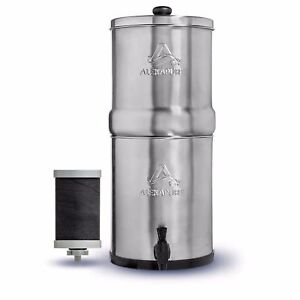 Alexapure-Pro-Stainless-Steel-Water-Filter-Purification-Filtration-Purify-System