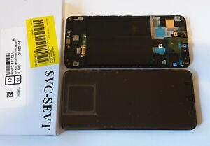 Samsung Galaxy A50 SM-A505F LCD Pantalla Táctil Pantalla Original Genuino Negro