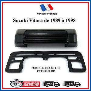 HAYON CHROME SUZUKI VITARA 1989-1998 POIGNÉE DE PORTE EXTÉRIEURE DE LA COFFRE