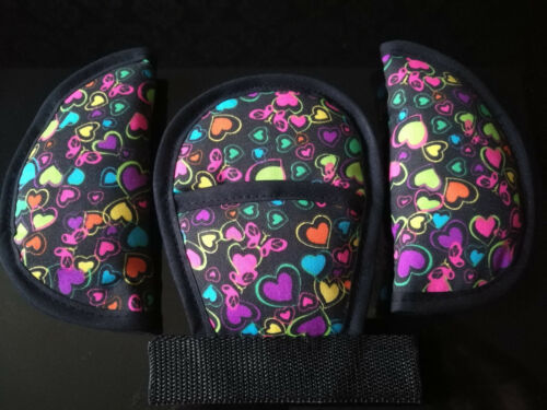 ARM SHOULDER CROTCH Set pads fits Maxi Cosi Cabrio CabrioFix Car Seat NEW