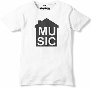 House-Music-Mens-Premium-T-Shirt