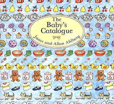 The Baby's Catalogue by Allan Ahlberg, Good Book (Hardcover) Fast & FREE Deliver