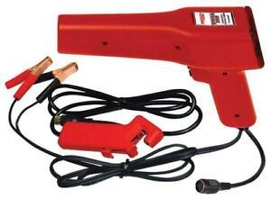 MSD Pro Timing Light Red Inductive Pickup 12 volt MSD8992