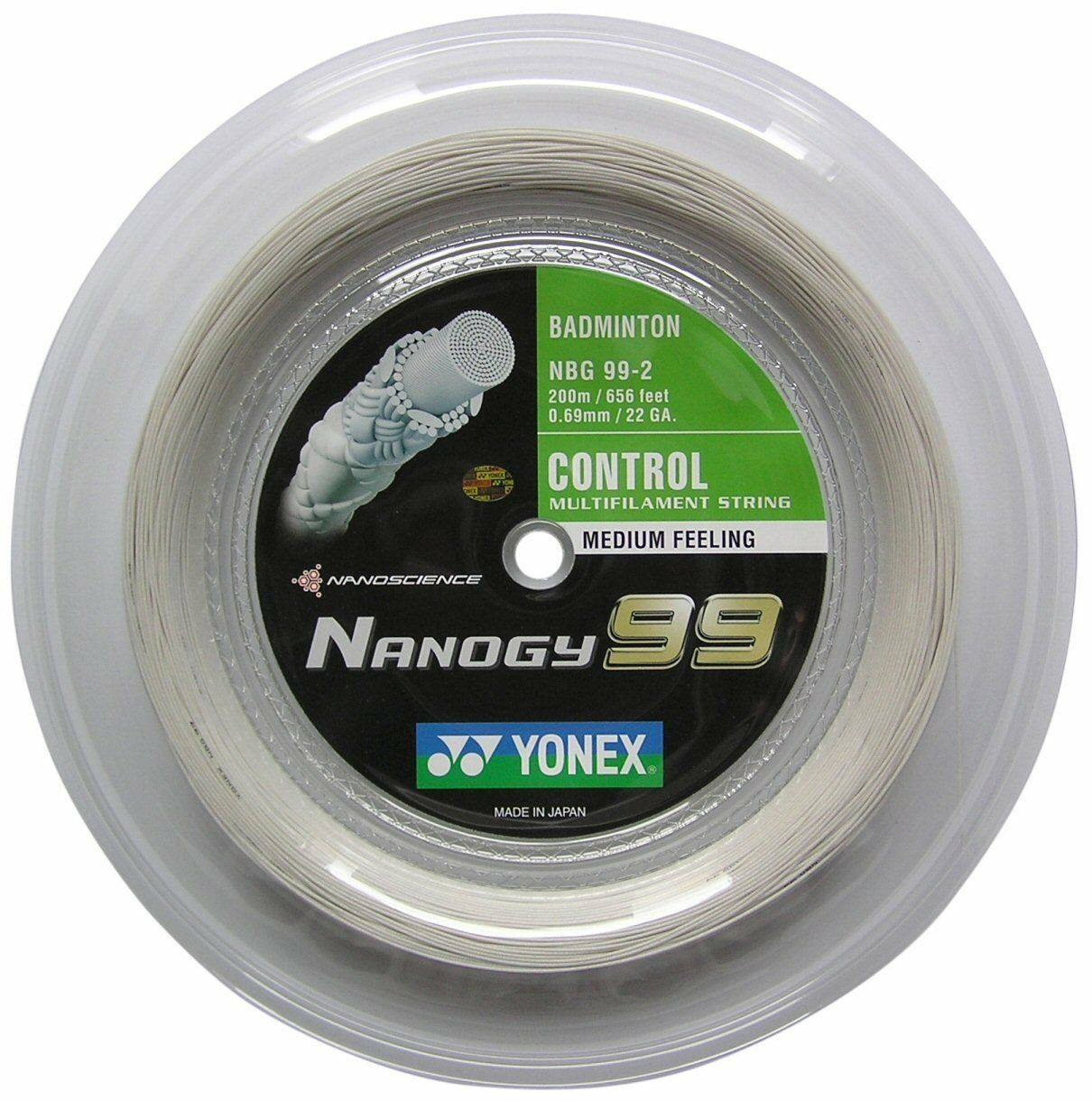 Yonex nanogy nanogy nanogy 99 200 metri e0488f
