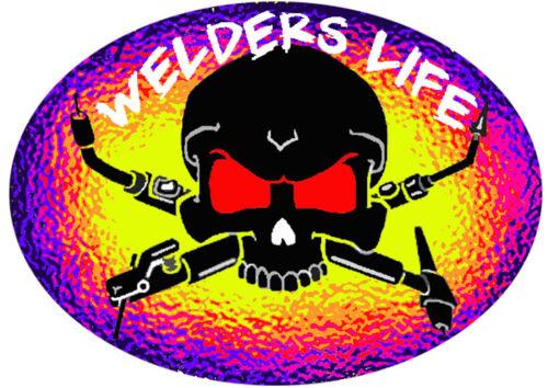 Welders Life CG-8
