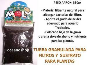 TURBA-GRANULADA-350gr-filtrante-filtro-ph-abono-nutriente-sustrato-grava-acuario