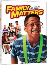 FAMILY MATTERS: COMPLETE FIRST SEASON (3PC) - DVD - Region 1