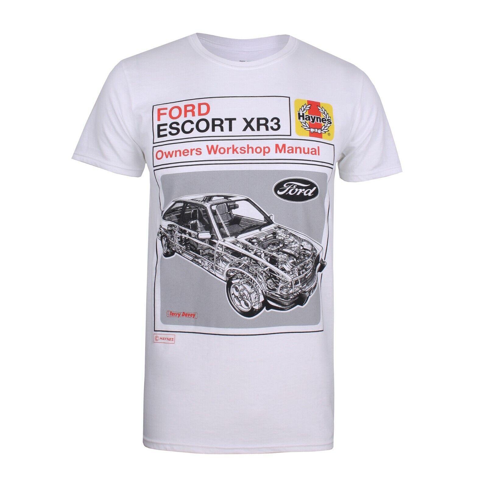 Ford Escort XR3 White
