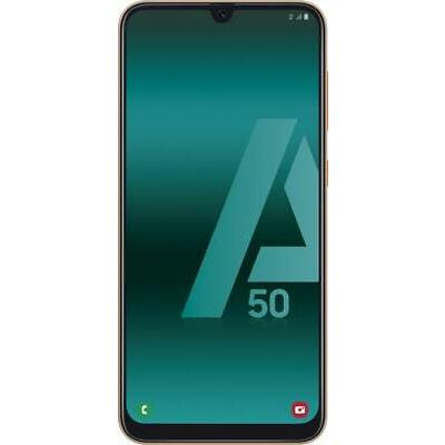 Samsung Galaxy A50 128GB+4GB RAM 6.4/16,26cm Coral Nuevo 2 Años Garantía