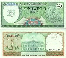SURINAME - 25 gulden 1985 FDS  UNC
