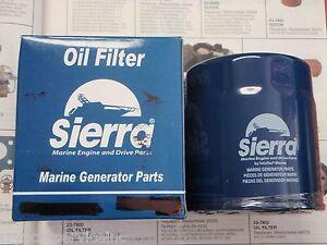 WESTERBEKE GENERATOR SIERRA 23-7800 OIL FILTER 36918 BOATINGMALL  BOAT PART