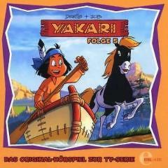 """Yakari – """"Freunde fürs Leben"""" – Folge 5, Das Original-Hörspiel zur TV-Se ... /3"""