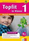 Topfit in Klasse 1 (2015, Taschenbuch)