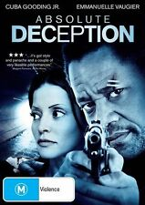 Absolute Deception NEW R4 DVD