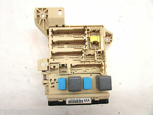 image is loading 2007-toyota-camry-fuse-box-under-dash-oem-