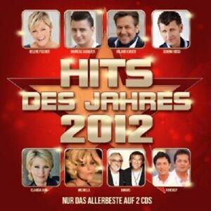 SANTIANO-DJ-OTZI-ANDREA-BERG-HELENE-FISCHER-HITS-DES-JAHRES-2012-2-CD-NEU