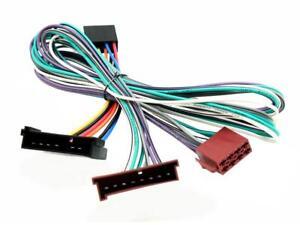 Mitsubishi Auto Radio Estéreo Arnés De Cableado Adaptador convertidor ISO 1995 En Modelos