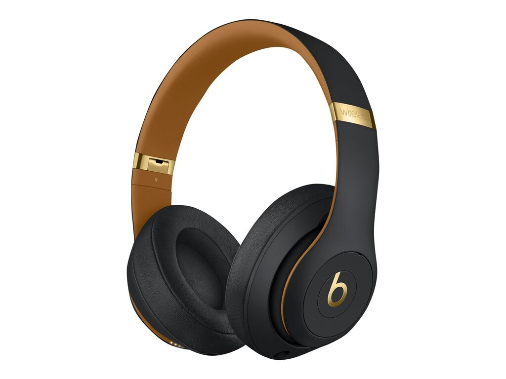 Beats by Dr. Dre MXJA2LL/A Wireless Noise Cancelling Headphones Midnight Black | Ebay