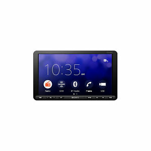 Sony 8.95 Inch Single DIN Touch Screen LCD Bluetooth Stereo Receiver (Open Box)