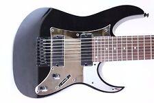 Chrome Mirror Pickguard fits Ibanez (tm) RG8 8 String Guitar RG
