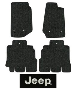 FITS 2011-2018 Jeep Wrangler Unlimited Cargo Area 4DR Vinyl Carpet