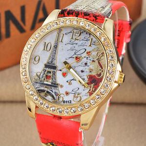 Women-Triumphal-Arch-Paris-Eiffel-Tower-Diamond-Leather-Band-Quartz-Wrist-Watch