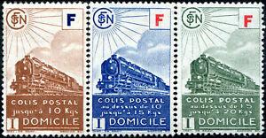FRANCE-COLIS-POSTAUX-N-200-2-NEUFS