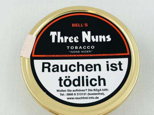 Bell/'s Three Nuns Flake Pfeifentabak 50g Dose Pfeife Tabak *None Nicer*