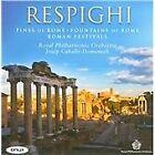 Ottorino Respighi - Respighi: Pines of Rome; Fountains of Rome; Roman Festivals (2011)