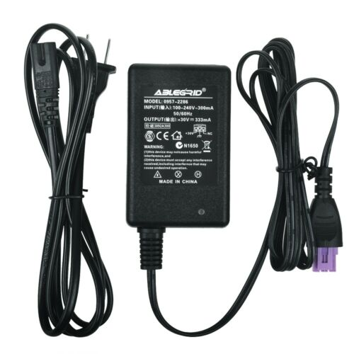 AC Power Supply Adapte Charger For HP Deskjet 3051A 3052A 3054 3055A Printer