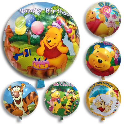 XL Ferkel Schwein Blau Helium Folienballon Kinder Geburtstag Feier balloon