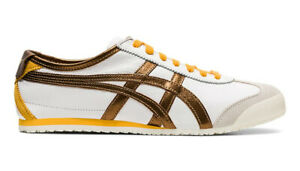 Onitsuka-Tiger-Mexique-66-Baskets-Blanc-Pure-Bronze-ASICS-cuir-1183A788-100