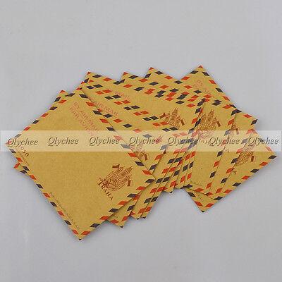 10 pcs Set Retro Vintage Mini Envelopes For Postcard Letter Paper Stationery