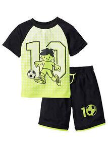 TOP Obercooler Zweiteiler Shirt + Shorts Gr. 80/86  NEU + OVP