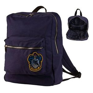 Wizarding world of harry potter ravenclaw backpack ebay image is loading wizarding world of harry potter ravenclaw backpack gumiabroncs Images