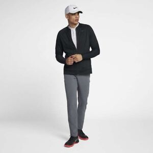 Nike-Golf-Zoned-Aero-Layer-Full-Zip-Men-039-s-Jacket-Insulated-Water-Repellent-L
