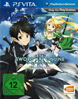 Sword Art Online: Lost Song (Sony PlayStation Vita, 2015, Keep Case)
