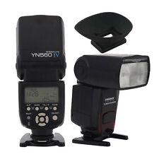 Yongnuo YN-560 IV Flash Speedlight for Canon EOS 350D 5D Mark III Camera