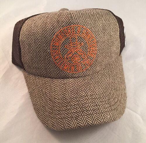 NEW MUMFORD /& SONS GENTLEMEN OF THE ROAD TRUCKER HAT