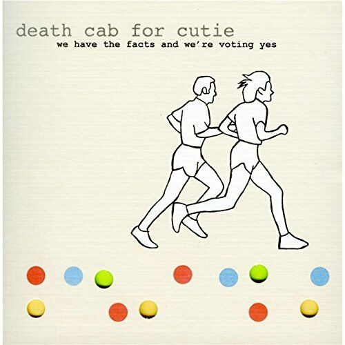 1 of 1 - Death Cab For Cutie - We Have The Facts and We'... - Death Cab For Cutie CD 7BVG